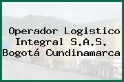 Operador Logistico Integral S.A.S. Bogotá Cundinamarca