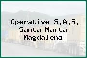 Operative S.A.S. Santa Marta Magdalena