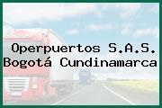 Operpuertos S.A.S. Bogotá Cundinamarca