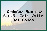 Ordoñez Ramirez S.A.S. Cali Valle Del Cauca