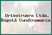 Ortostruere Ltda. Bogotá Cundinamarca