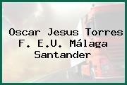 Oscar Jesus Torres F. E.U. Málaga Santander