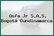 Osfa Jr S.A.S. Bogotá Cundinamarca