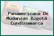 Panamericana De Mudanzas Bogotá Cundinamarca