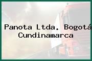 Panota Ltda. Bogotá Cundinamarca