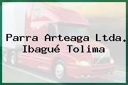 Parra Arteaga Ltda. Ibagué Tolima