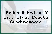 Pedro R Medina Y Cía. Ltda. Bogotá Cundinamarca