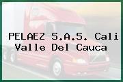 PELAEZ S.A.S. Cali Valle Del Cauca