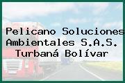 Pelicano Soluciones Ambientales S.A.S. Turbaná Bolívar