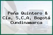 Peña Quintero & Cía. S.C.A. Bogotá Cundinamarca
