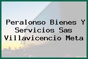 Peralonso Bienes Y Servicios Sas Villavicencio Meta
