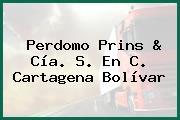 Perdomo Prins & Cía. S. En C. Cartagena Bolívar