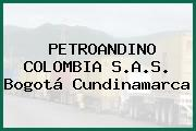 PETROANDINO COLOMBIA S.A.S. Bogotá Cundinamarca