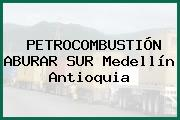 PETROCOMBUSTIÓN ABURAR SUR Medellín Antioquia