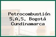 Petrocombustión S.A.S. Bogotá Cundinamarca