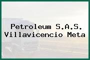 Petroleum S.A.S. Villavicencio Meta