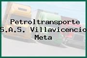 Petroltransporte S.A.S. Villavicencio Meta