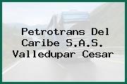 Petrotrans Del Caribe S.A.S. Valledupar Cesar