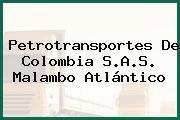 Petrotransportes De Colombia S.A.S. Malambo Atlántico