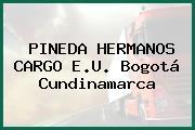 PINEDA HERMANOS CARGO E.U. Bogotá Cundinamarca