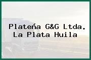 Plateña G&G Ltda. La Plata Huila