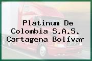 Platinum De Colombia S.A.S. Cartagena Bolívar