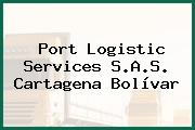 Port Logistic Services S.A.S. Cartagena Bolívar