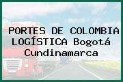 PORTES DE COLOMBIA LOGÍSTICA Bogotá Cundinamarca