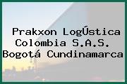 Prakxon LogÚstica Colombia S.A.S. Bogotá Cundinamarca