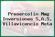 Presercolin Mmg Inversiones S.A.S. Villavicencio Meta