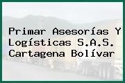Primar Asesorías Y Logísticas S.A.S. Cartagena Bolívar