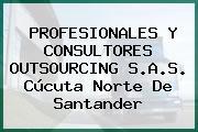 PROFESIONALES Y CONSULTORES OUTSOURCING S.A.S. Cúcuta Norte De Santander