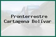 Pronterrestre Cartagena Bolívar