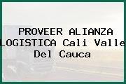 PROVEER ALIANZA LOGISTICA Cali Valle Del Cauca