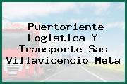 Puertoriente Logistica Y Transporte Sas Villavicencio Meta