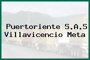 Puertoriente S.A.S Villavicencio Meta