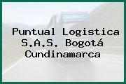 Puntual Logistica S.A.S. Bogotá Cundinamarca