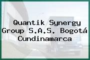 Quantik Synergy Group S.A.S. Bogotá Cundinamarca