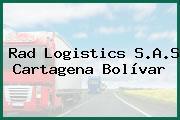 Rad Logistics S.A.S Cartagena Bolívar