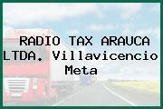 RADIO TAX ARAUCA LTDA. Villavicencio Meta
