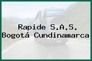 Rapide S.A.S. Bogotá Cundinamarca