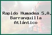 Rapido Humadea S.A. Barranquilla Atlántico
