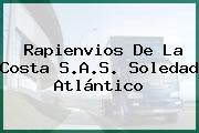 Rapienvios De La Costa S.A.S. Soledad Atlántico