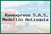 Ravexpress S.A.S. Medellín Antioquia