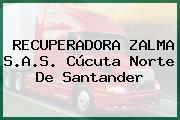 RECUPERADORA ZALMA S.A.S. Cúcuta Norte De Santander