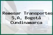 Remesar Transportes S.A. Bogotá Cundinamarca