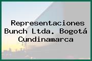 Representaciones Bunch Ltda. Bogotá Cundinamarca
