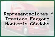 Representaciones Y Trasteos Fergoro Montería Córdoba