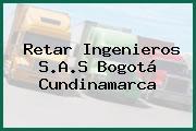 Retar Ingenieros S.A.S Bogotá Cundinamarca