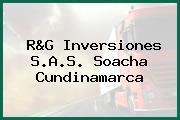 R&G Inversiones S.A.S. Soacha Cundinamarca